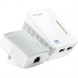 TP-LINK TL-WPA4220 KIT Powerline Extensor AV600 - Imagen 1