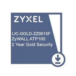 ZyXEL Licencia GOLD ATP100 Security Pack 2 Años - Imagen 1