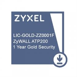 ZyXEL Licencia GOLD ATP200 Security Pack 1 Año - Imagen 1