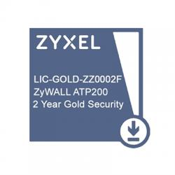 ZyXEL Licencia GOLD ATP200 Security Pack 2 Años - Imagen 1