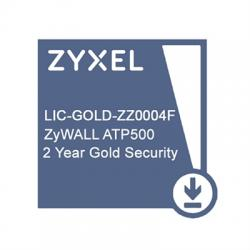 ZyXEL Licencia GOLD ATP500 Security Pack 2 Años - Imagen 1
