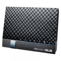 ASUS DSL-AC56U Router ADSL2+ AC1200 5P 2xUSB 2.0 - Imagen 1