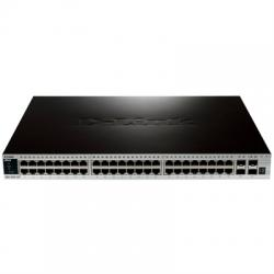 D-Link DGS-3420-52T Switch L2+ 52xGB 4x10GB