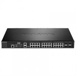 D-Link DXS-3400-24TC Switch L2+ 20x10GB 4xSFP