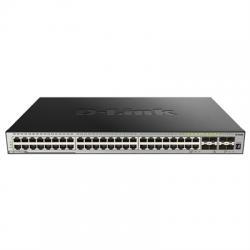 D-Link DGS-3630-52TC Switch L3 44xGB 4xSFP 4x10GB