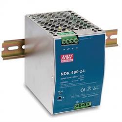 D-Link DIS-N480-48 Adaptador 480W 48VDC DIN PSU - Imagen 1