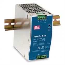 D-Link DIS-N240-48 Adaptador 240W 48VDC DIN PSU - Imagen 1