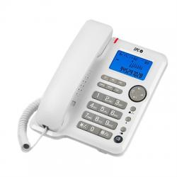 SPC 3608B Telefono OFFICE ID 3M ML ID LCD Blanco - Imagen 1