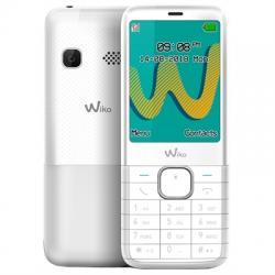"Wiko Riff 3 Plus Telefono Movil 2.4"" QVGA BT Blanc - Imagen 1"