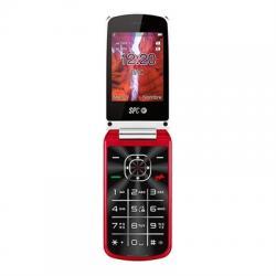 SPC 2315R Epic Telefono Movil BT FM Rojo