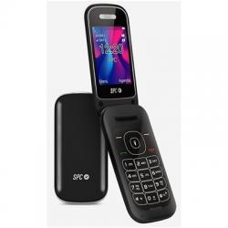SPC 2319N Velvet Telefono Movil BT FM Negro - Imagen 1
