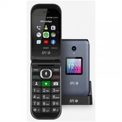 SPC 2316N Jasper Telefono Movil BT FM + Dock Negr
