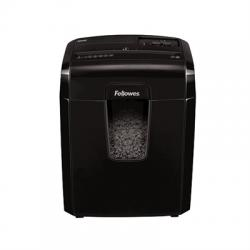 Fellowes Destructora 8MC microcorte 3x10mm - Imagen 1