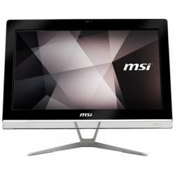 """MSI Pro 20EXTS i3-7100 4GB 256SSD DOS 20"""" tactil n - Imagen 1"""