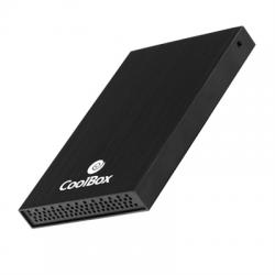 "Coolbox Caja HDD 2.5"" SLIMCHASE A-2512 USB 2.0 - Imagen 1"