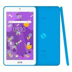 "SPC Tablet 7"" QC Laika 1GB RAM 8GB Interna Azul - Imagen 1"