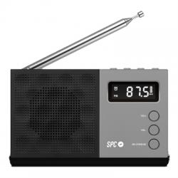 SPC Radio FM Jetty pantalla LCD - Imagen 1