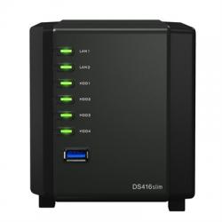 SYNOLOGY DS416slim NAS 4Bay Disk Station - Imagen 1