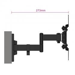 NGS GRID500 Regleta con interruptor 5 tomas