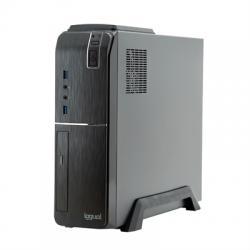 Iggual Caja Micro ATX/ITX Slim 500w 80plus USB 3.0