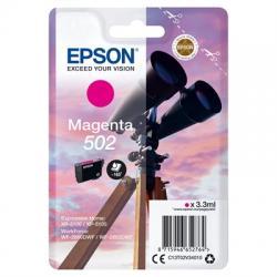 Epson Cartucho 502 Magenta - Imagen 1