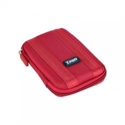 "Tooq Funda resistente disco duro  de 2,5"" Rojo - Imagen 1"