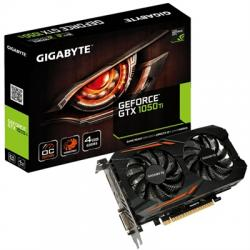 Gigabyte VGA NVIDIA GTX 1050 TI OC 4GB DDR5 - Imagen 1