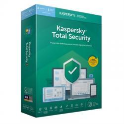 Kaspersky Total Security MD 2020 3L/1A - Imagen 1