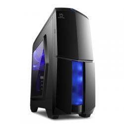 Hiditec Caja mATX NG-X1 Negra USB3.0+Lec.Tarj. - Imagen 1