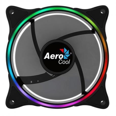 Aerocool Ventilador ECLIPSE12 12CM 3,4&6-LED DUAL - Imagen 1