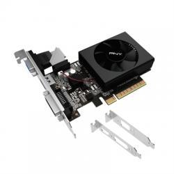 PNY VGA NVIDIA GT 710 2GB DDR3 - Imagen 1