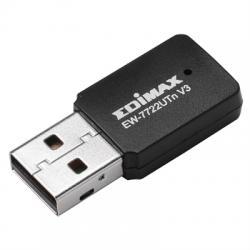 Edimax EW-7722UTN V3 Tarjeta Red WiFi N300 USB - Imagen 1