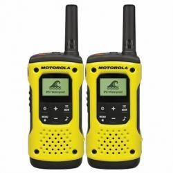 MOTOROLA T92H2O Walkie Talkie 10Km 8CH IP67 - Imagen 1
