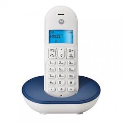 MOTOROLA T101 Telefono DECT Azul - Imagen 1