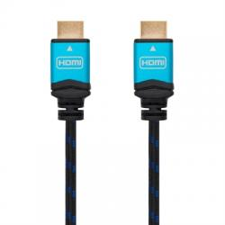 Cable HDMI V2.0 4K@60Hz  M/M 1m