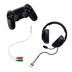 Cable mini USB 2.0 OTG tipo Mini B/M-A/H Negro