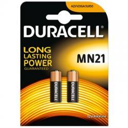 Duracell Pila Alcalina MN21 LR23A 12V Blister*2 - Imagen 1