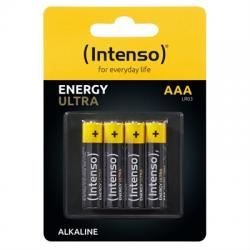 Intenso Energy Ultra Alcalina AAALR03 Pack-4 - Imagen 1