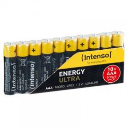 Intenso Energy Ultra Alcalina AAALR03 Pack-10 - Imagen 1