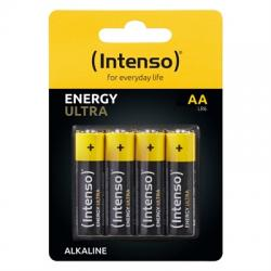 Intenso Energy Ultra Alcalina AALR06 Pack-4 - Imagen 1