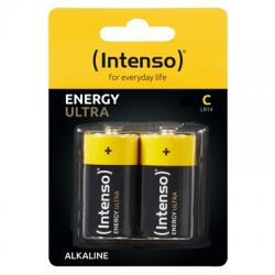 Intenso Energy Ultra Alcalina CLR14 Pack-2 - Imagen 1