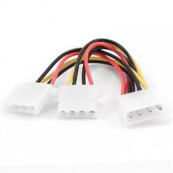 Gembird Cable derivación fuente alimentacion 5 1/4 - Imagen 1