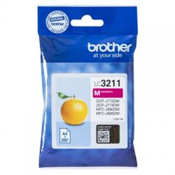Brother Cartucho LC3211M Magenta  Blister - Imagen 1