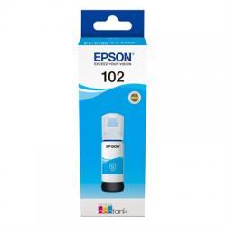 Epson Cartucho Kit Relleno 102 Cián 70ml - Imagen 1