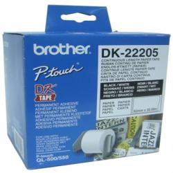 BROTHER Papel continuo QL550 - Imagen 1