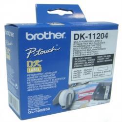 BROTHER Etiquetas Multi-Uso QL550 - Imagen 1