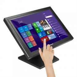 """iggual MTL15B monitor LCD Táctil 15"""" XGA USB - Imagen 1"""