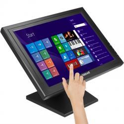 """iggual MTL17B monitor LCD Táctil 17"""" SXGA USB - Imagen 1"""
