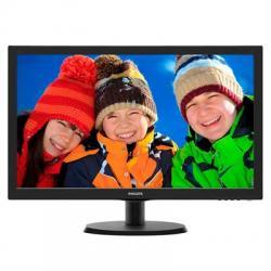 "Philips 223V5LSB2 Monitor 21.5"" LED 16:9 5ms VGA - Imagen 1"
