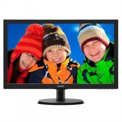 "Philips 223V5LHSB2 Monitor 21.5"" Led 16:9 5ms HDMI - Imagen 1"